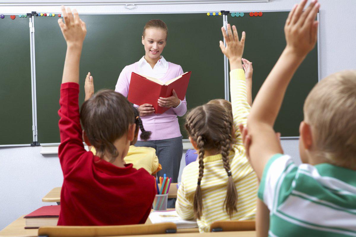 Слоган школы: частные и языковые