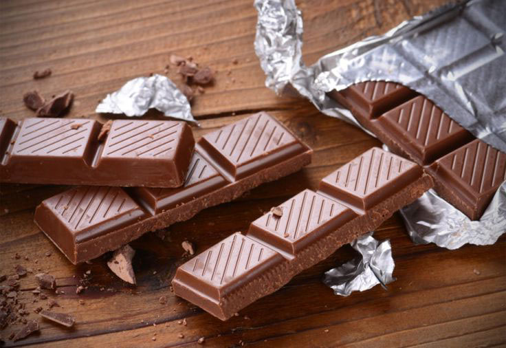 Слоган шоколада